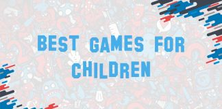 cover image for best games for children