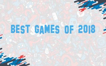 cover image for besta games of 2018 post