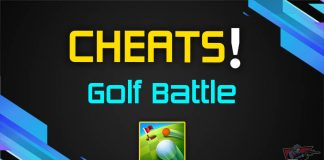 Cover for Golf Battle