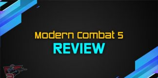 cover image for modern combat 5 review article