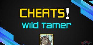 Cover for Wild Tamer