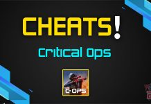 Cover for Critical Ops