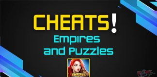 Cover for Empires and Puzzles