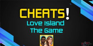 Cover for Love Island The Game