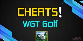 Cover for WGT Golf