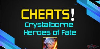 Cover for Crystalborne: Heroes of Fate