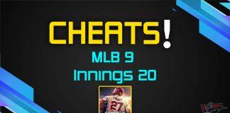 Cover for MLB 9 Innings 20