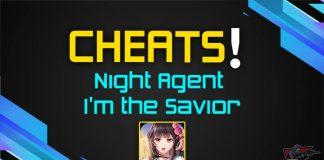 Cover for Night Agent: I'm the Savior