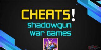 Cover for Shadowgun War Games
