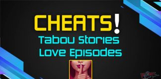 Cover for Tabou Stories: Love Episodes