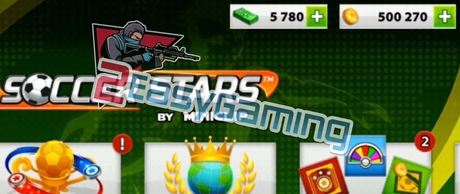 Free Coins and Bucks for Soccer Stars