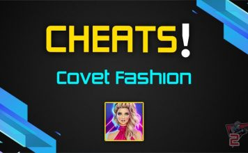 Cover for Covet Fashion