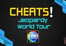 Cover for Jeopardy World Tour