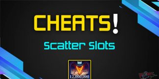 Cover for Scatter Slots