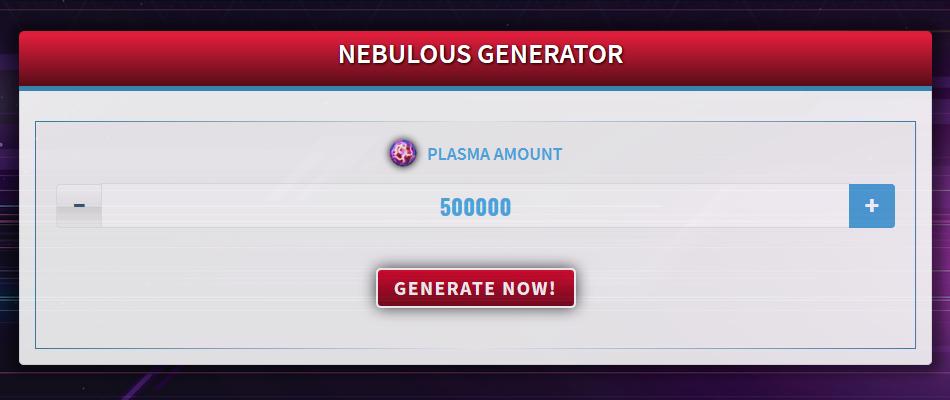 Free Generator for Nebulous